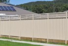 Dunbible Colorbond fencing 5